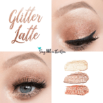 Glitter Latte ShadowSense Trio, Rose Gold Glitter ShadowSense, Moca Java Shimmer ShadowSense, Sandstone Pearl Shimmer ShadowSense, Trendy Easter Makeup Looks, Trendy Easter Makeup Ideas