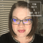 Plum Pretty LipSense, B. Ruby LipSense, Luv It LipSense, LipSense Mixology