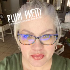 Plum Pretty LipSense