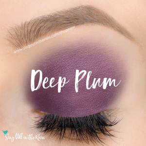 Deep Plum ShadowSense, Limited Edition ShadowSense,