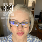 First Love LipSense, Rose Champagne LipSense, Kelly's Krush LipSense, LipSense Mixology