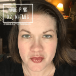 nude pink lipsense, nude pink lipsense combinations, nutmeg lipsense, nutmeg lipsense combo, lipsense mixology