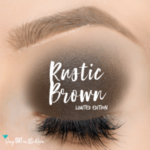 Rustic Brown ShadowSense