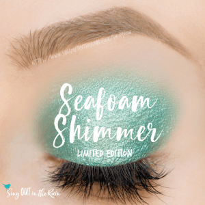 Seafoam Shimmer ShadowSense