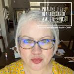 Praline Rose LipSense, Heartbreaker LipSense, Amber Spice LipSense, LipSense Mixology