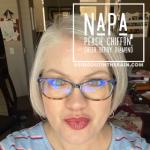 Napa LipSense, LipSense Mixology, Peach Chiffon LipSense, Sheer Berry Diamond LipSense