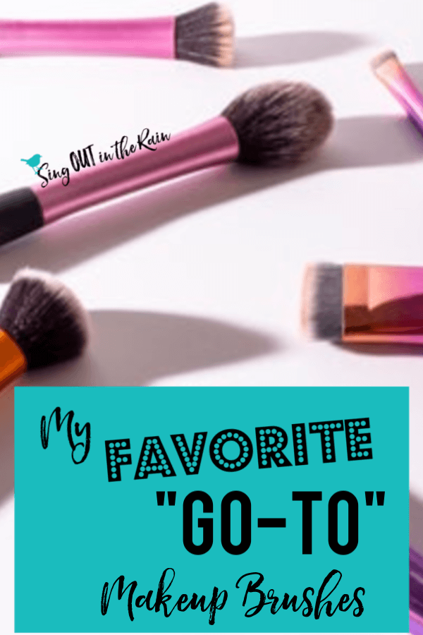 My FAVORITE Go-To Makeup Brushes