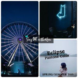 Eclipse, Pantone Color, 2019 Pantone Color