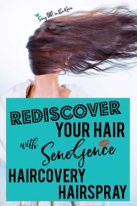haircovery hairspray, senegence hairspray, haircovery holding spray