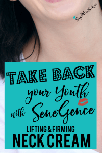 senegence neck cream, lifting & firming neck cream senegence