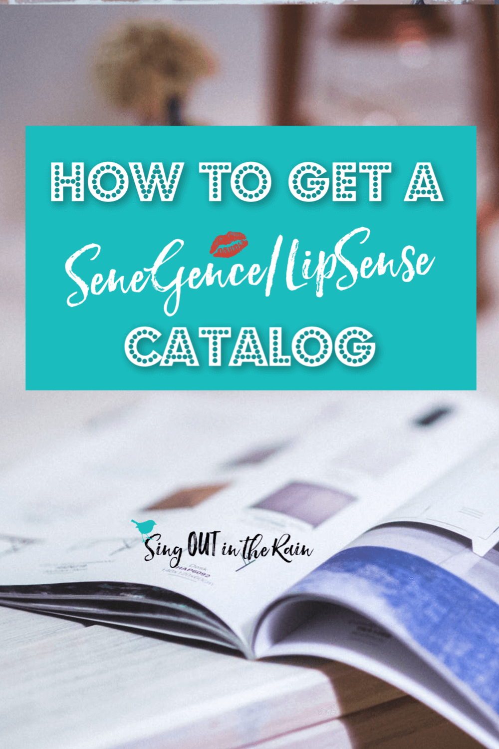 Getting a SeneGence or LipSense Catalog has never been easier.  Click here for 4 ways to get yours today!  Catalog includes makeup, skincare, foundation, shadowsense and all of the solutions products offered by this amazing company.  #senegence #lipsense #catalog #products #shadowsense