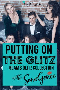glitz and glam collection senegence, senegence 20th anniversary, glitz & Glam