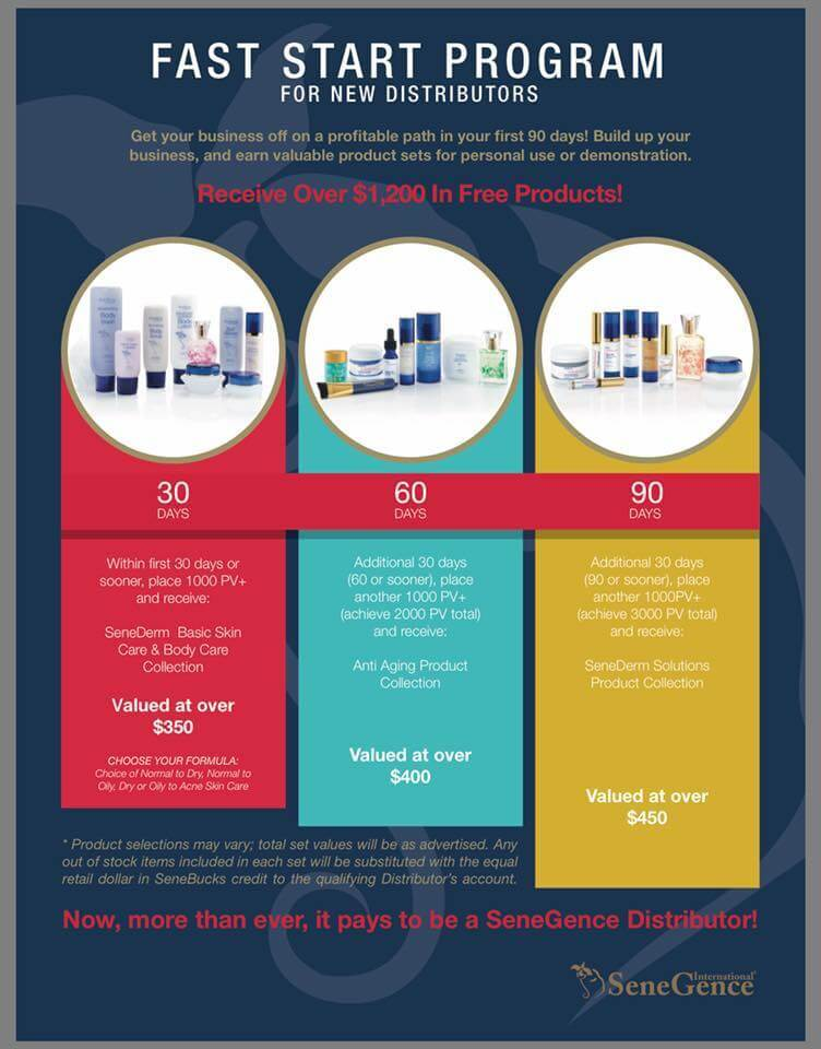 senegence new distributor checklist, senegence distributor tips, fast start program, senegence fast start program, lipsense fast start program