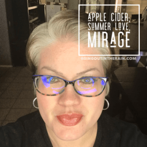 Apple Cider LipSese, Mirage LipSense, LipSense Mixology, Summer Love LipSense
