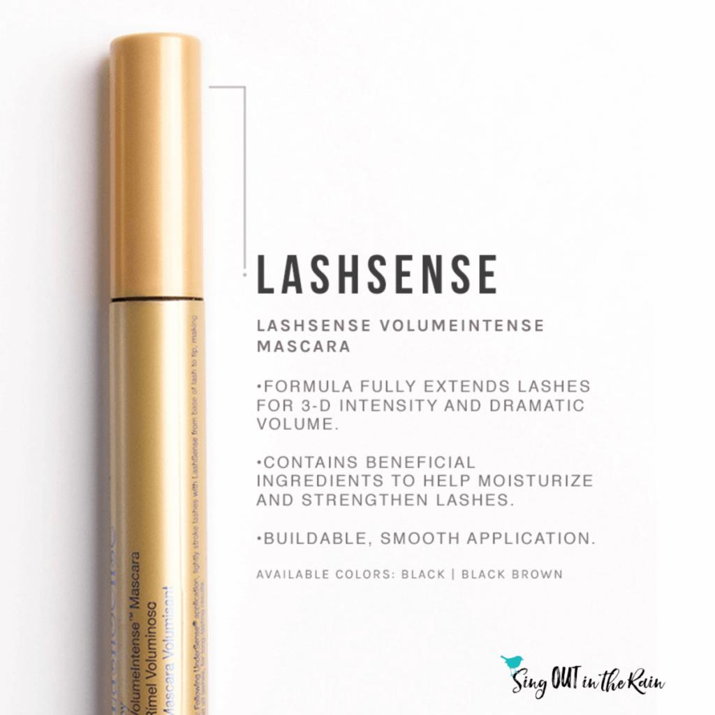 lashsense mascara, senegence mascara