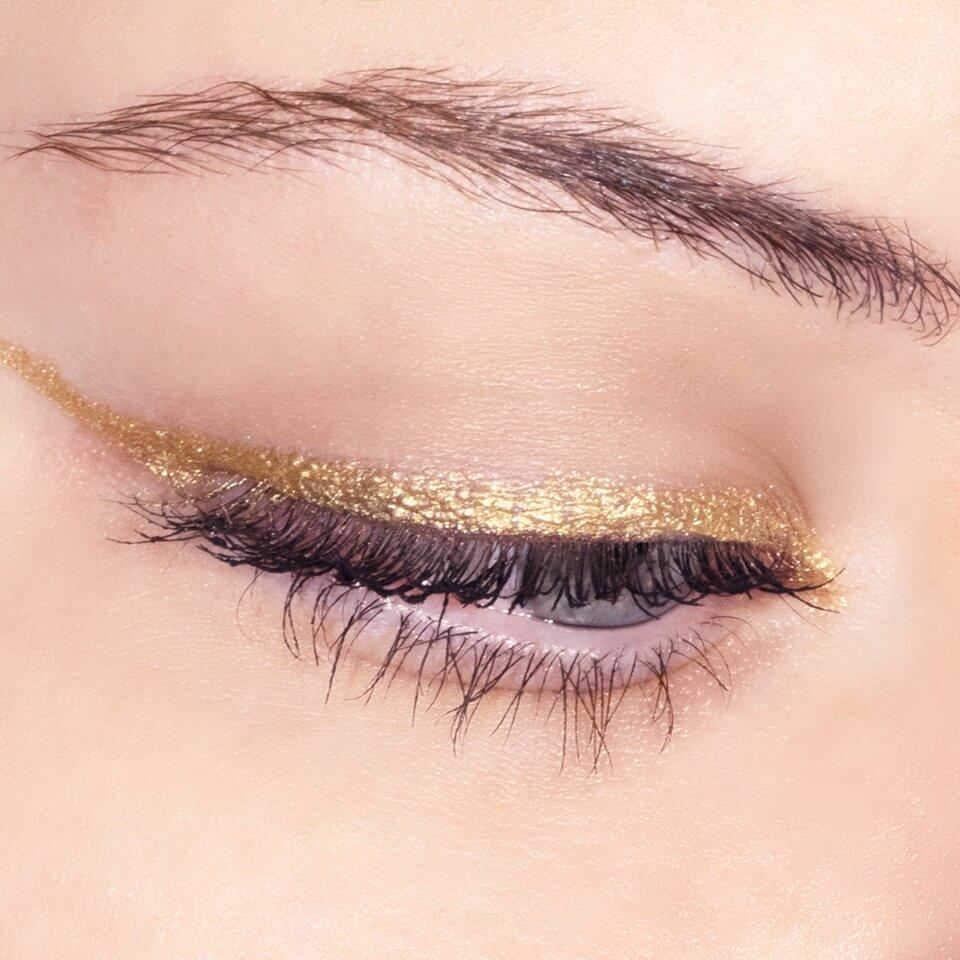 golden shimmer eyesense eyeliner pencil, senegence eyesense pencil