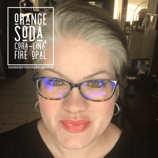 Orange Soda, Cora-Lina, Fire Opal
