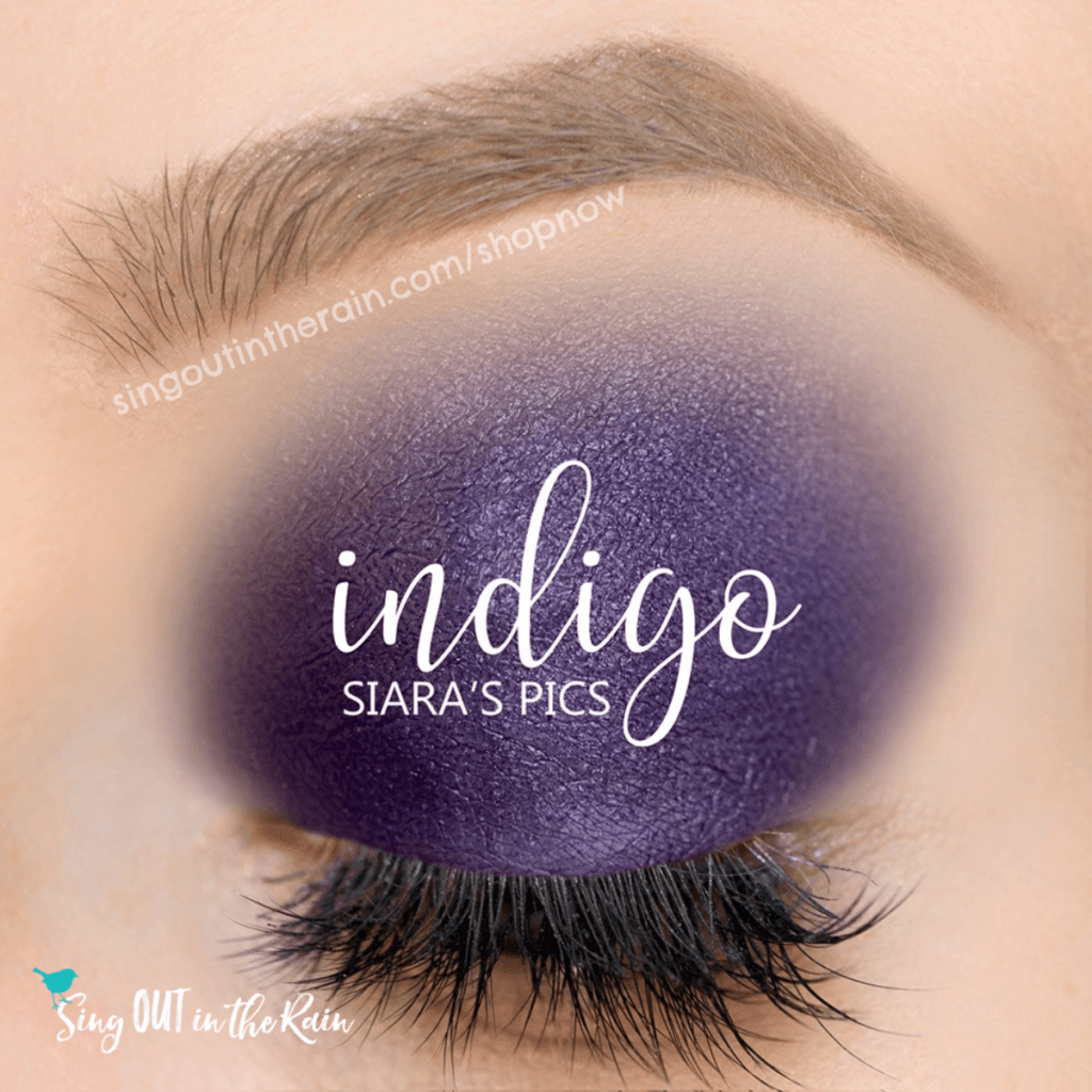 indigo shadowsense, rainbow collection