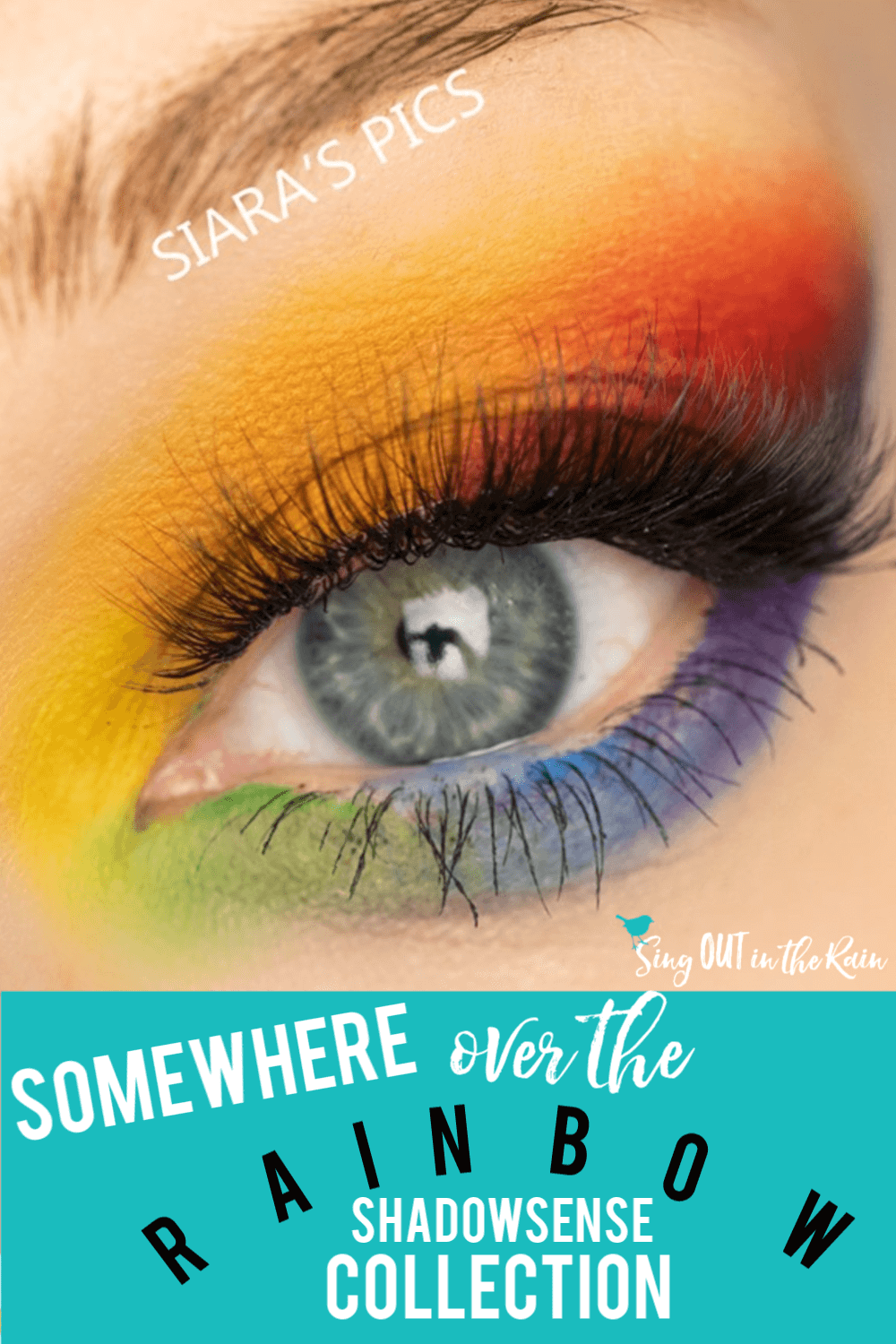 Somewhere Over the ShadowSense Rainbow Collection by SeneGence
