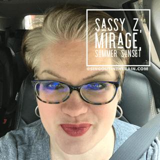 Sassy Z LipSense , Mirage LipSense , Summer Sunset LipSense