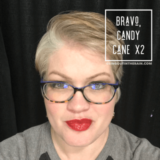 Bravo LipSense, Candy Cane LipSense, LipSense Mixology