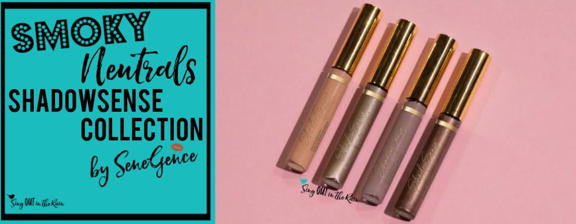 Smoke It OUT : Smoky Neutrals ShadowSense Collection by SeneGence