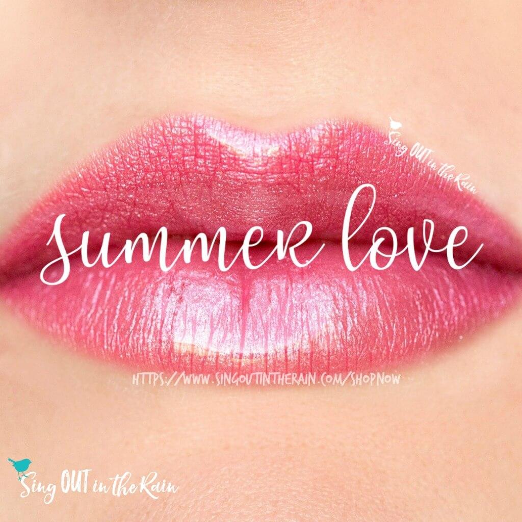 Summer Love LipSense, LipSense Hawaiian Collection