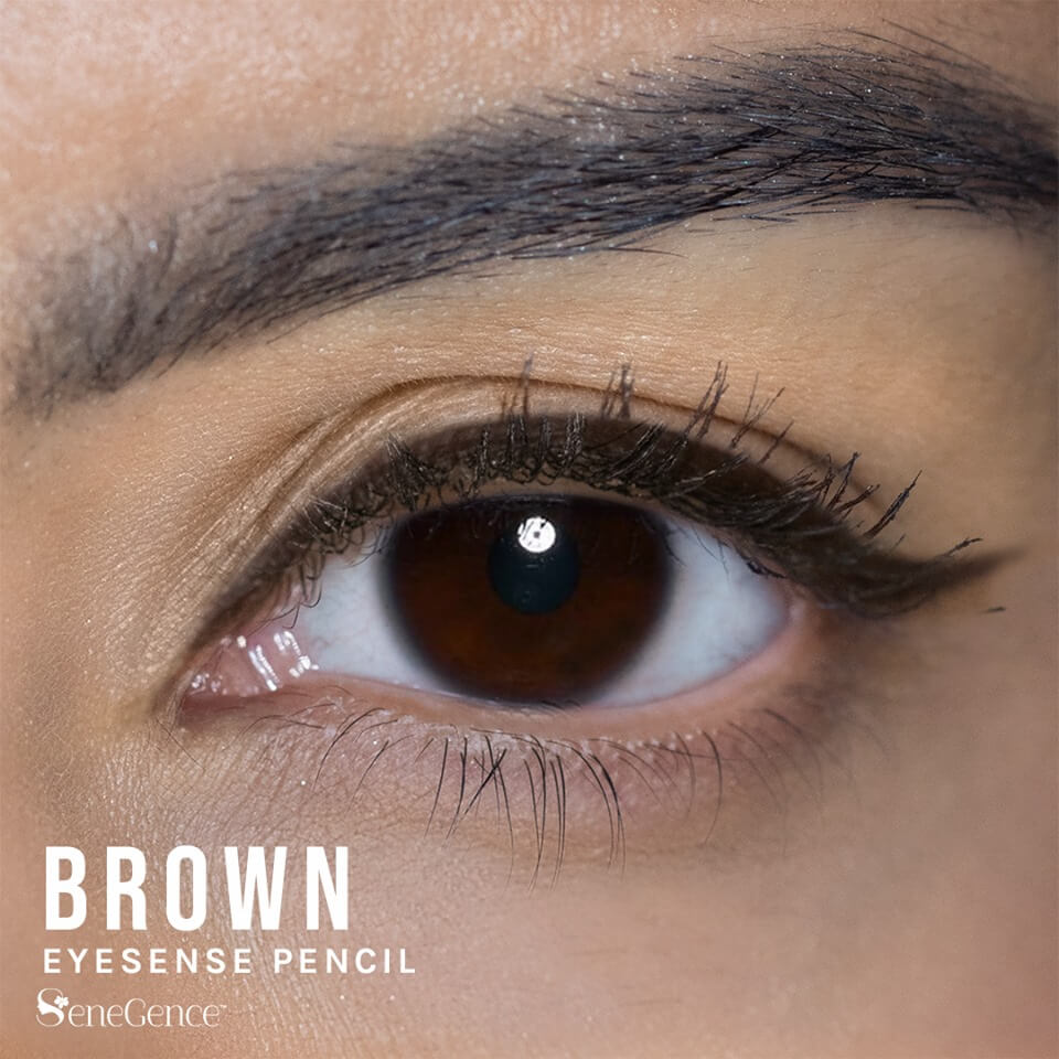 Brown Eyeliner, Brown EyeSense, Brown Eyeliner Pencil