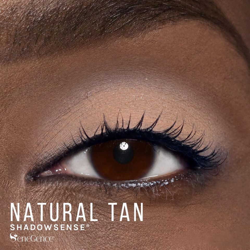 Natural Tan ShadowSense, Smoky Neutrals ShadowSense, SeneGence Smoky Neutrals