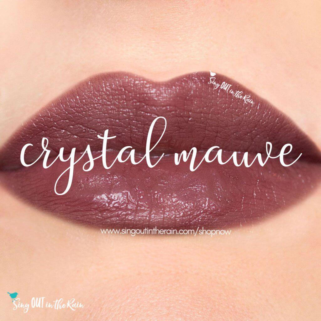 Crystal Mauve LipSense