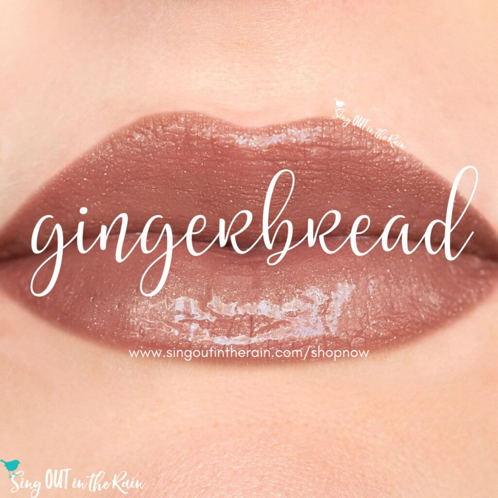 Gingerbread LipSense