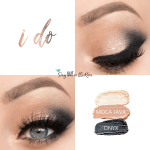 i do eye trio, moca java shadowsense, onyx shadowsense, sandstone pearl shimmer shadowsense
