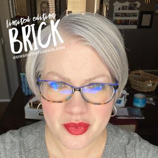 Brick LipSense