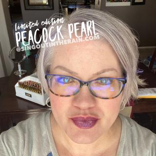 Peacock Pearl LipSense