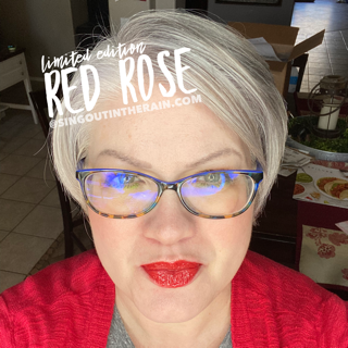 Red Rose LipSense