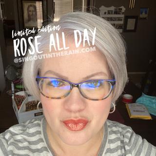 Rose All Day LipSense