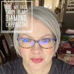 Kiss My Sass LipSense, LipSense Mixology, Sheer Berry Diamond LipSense, Cappuccino LipSense