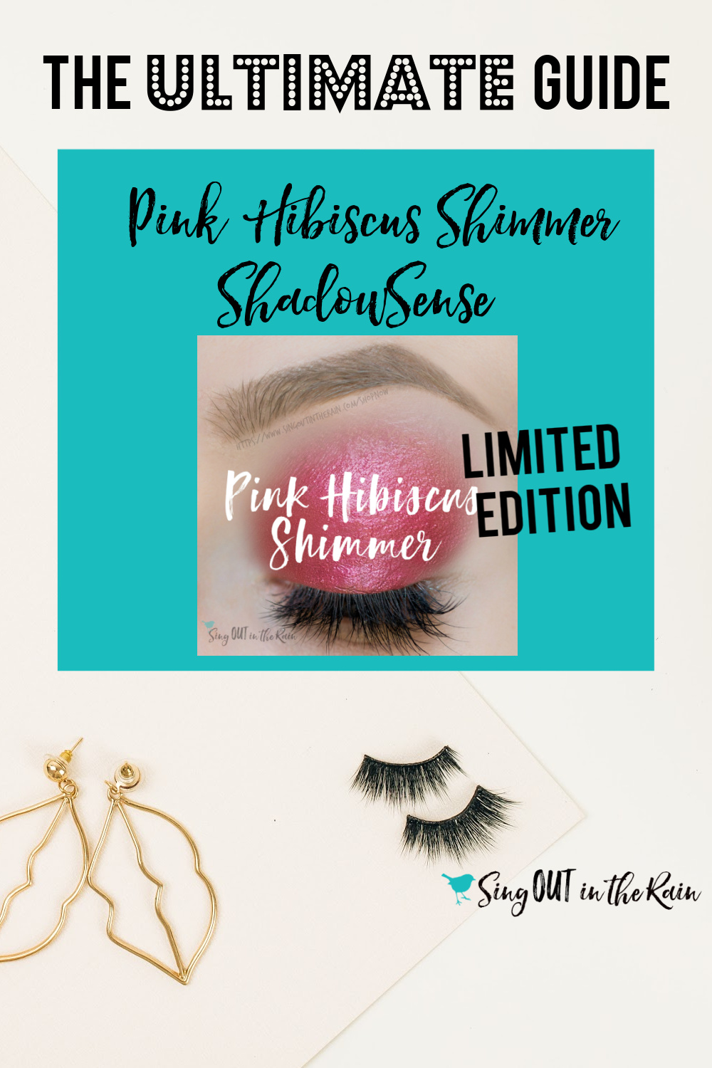 The Ultimate Guide to Pink Hibiscus Shimmer ShadowSense