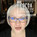 Cocoa LipSense, LipSense Mixology, Candy Apple Green LipSense, Hazelnut LipSense, Dawn Rising LipSense