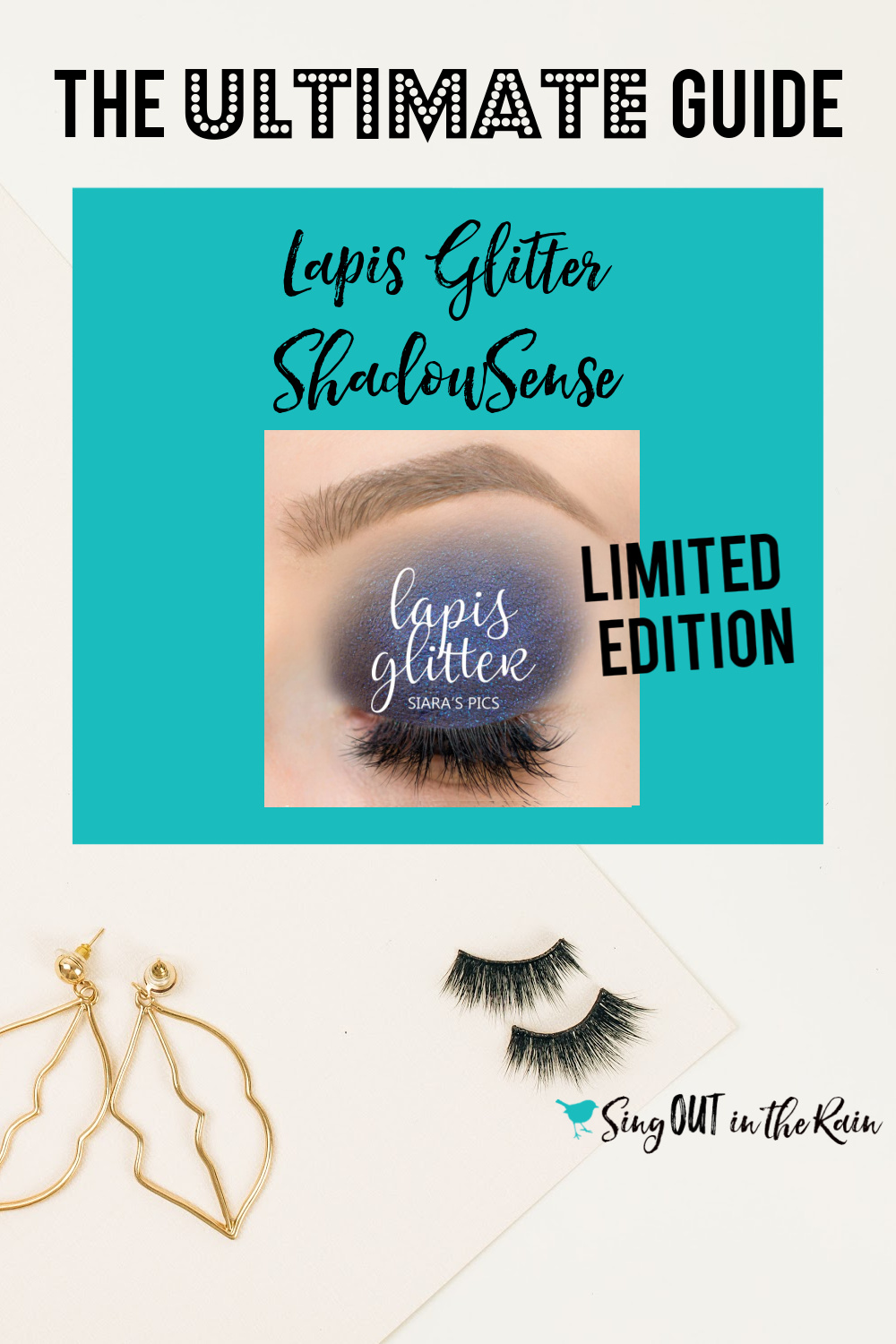 The Ultimate Guide to Lapis Glitter ShadowSense