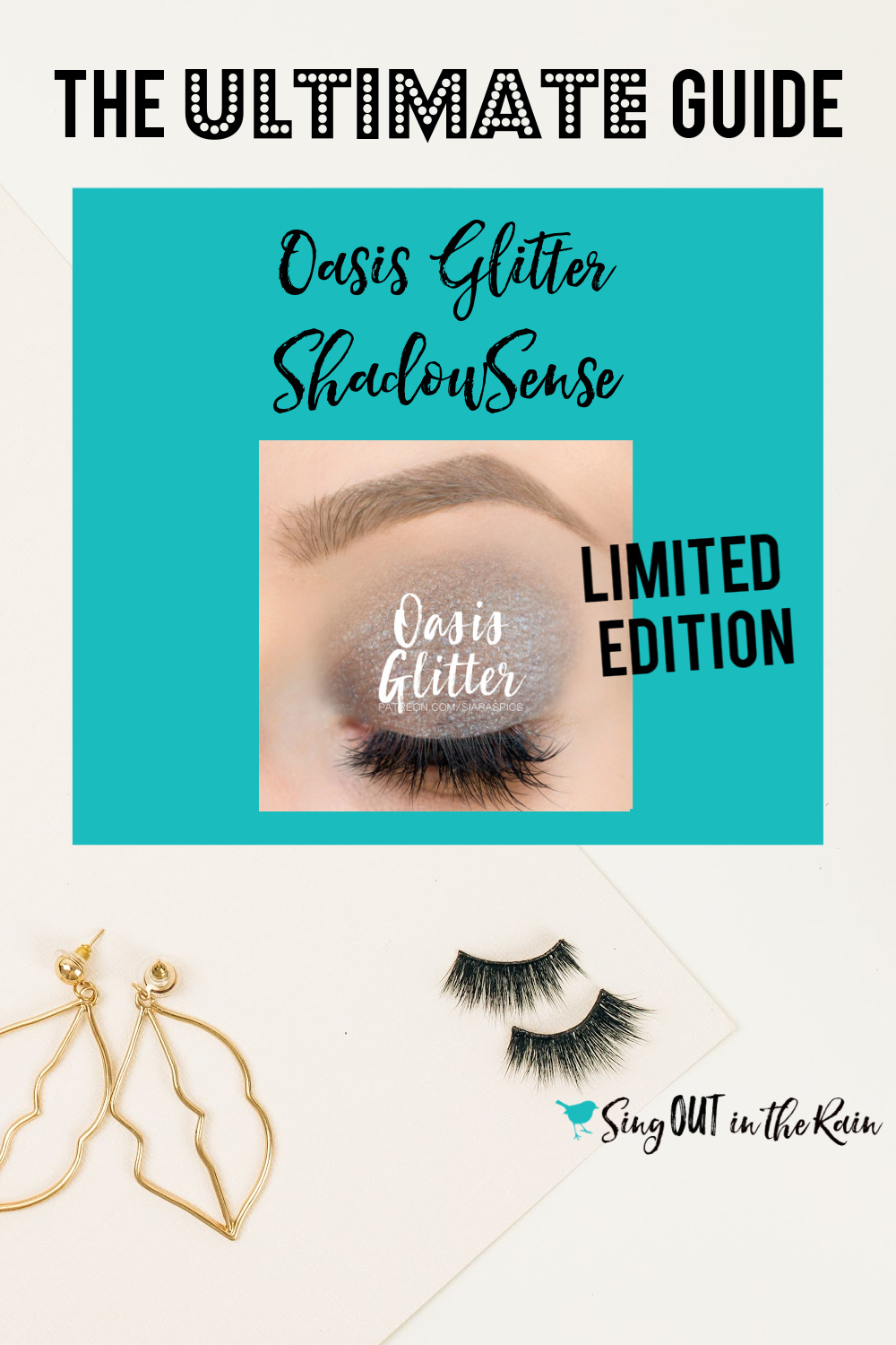 The Ultimate Guide to Oasis Glitter ShadowSense