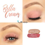 Bella Cream ShadowSense, Moca Java ShadowSense, Bella Cream Eye Look