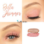 Bella Shimmer ShadowSense, Moca Java ShadowSense, Bella Shimmer Eye Look