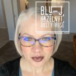 Hazelnut LipSense, LipSense Mixology, Dusty Rose LipSense, Blu-J LipSense