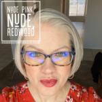 Nude Pink LipSense, Nude LipSense, Redwood LipSense, LipSense Mixology