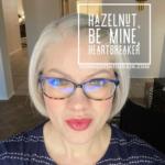 Be Mine LipSense, LipSense Mixology, Hazelnut LipSense, Heartbreaker LipSense