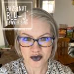 Hazelnut LipSense, LipSense Mixology, Blu-J LipSense, Dawn Rising LipSense