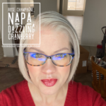 Napa LipSense, LipSense Mixology, Rose Champagne LipSense, Dazzling Cranberry LipSense